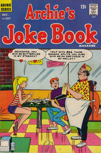 Cover Thumbnail for Archie's Joke Book Magazine (Archie, 1953 series) #107