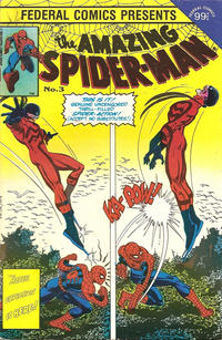 Cover Thumbnail for Amazing Spider-Man (Federal, 1984 series) #3