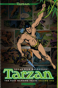 Cover Thumbnail for Edgar Rice Burroughs' Tarzan: The Russ Manning Years (Dark Horse, 2012 series) #1