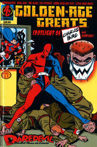 Cover for Golden-Age Greats Spotlight (AC, 2003 series) #11