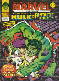 Cover Thumbnail for The Mighty World of Marvel (Marvel UK, 1972 series) #324