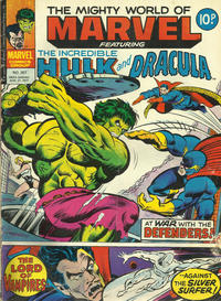 Cover Thumbnail for The Mighty World of Marvel (Marvel UK, 1972 series) #257