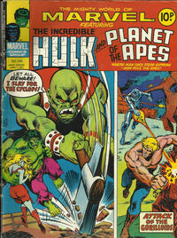 Cover Thumbnail for The Mighty World of Marvel (Marvel UK, 1972 series) #244