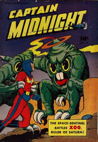 Cover Thumbnail for Captain Midnight (Export Publishing, 1948 series) #64