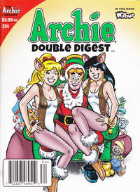 Cover Thumbnail for Archie (Jumbo Comics) Double Digest (Archie, 2011 series) #234