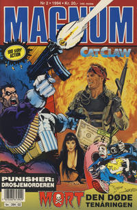 Cover Thumbnail for Magnum (Bladkompaniet, 1988 series) #2/1994