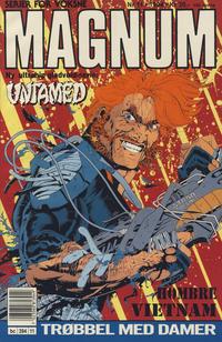 Cover Thumbnail for Magnum (Bladkompaniet / Schibsted, 1988 series) #11/1994