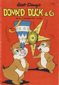 Cover Thumbnail for Donald Duck & Co (Hjemmet / Egmont, 1948 series) #50/1970