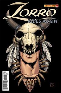 Cover Thumbnail for Zorro Rides Again (Dynamite Entertainment, 2011 series) #9