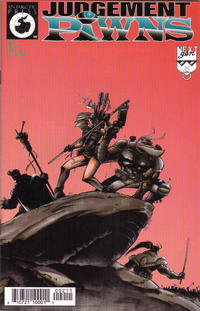 Cover Thumbnail for Judgement Pawns (Antarctic Press, 1997 series) #2