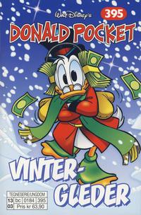 Cover Thumbnail for Donald Pocket (Hjemmet / Egmont, 1968 series) #395