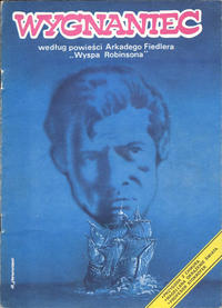 Cover Thumbnail for Wygnaniec (Krajowa Agencja Wydawnicza, 1988 series)