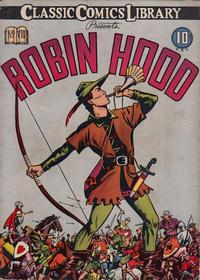 Cover Thumbnail for Classic Comics (Gilberton, 1941 series) #7 - Robin Hood
