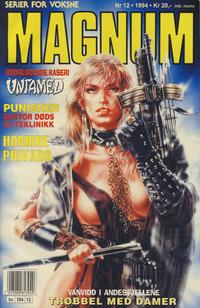 Cover Thumbnail for Magnum (Bladkompaniet / Schibsted, 1988 series) #12/1994