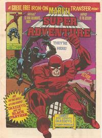 Cover Thumbnail for Marvel Super Adventure (Marvel UK, 1981 series) #1
