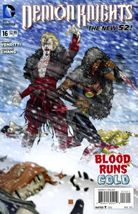 Cover Thumbnail for Demon Knights (DC, 2011 series) #16