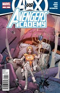 Cover Thumbnail for Avengers Academy (Marvel, 2010 series) #33