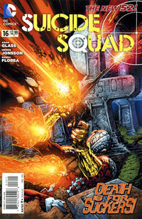 Cover Thumbnail for Suicide Squad (DC, 2011 series) #16