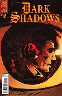 Cover Thumbnail for Dark Shadows (Dynamite Entertainment, 2011 series) #12