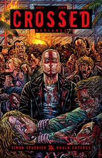 Cover for Crossed Badlands (Avatar Press, 2012 series) #19
