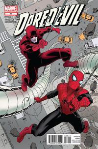 Cover Thumbnail for Daredevil (Marvel, 2011 series) #22