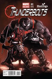 Cover Thumbnail for Thunderbolts (Marvel, 2013 series) #1 [Hastings Variant]