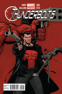 Cover Thumbnail for Thunderbolts (Marvel, 2013 series) #2 [Billy Tan Variant]