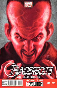 Cover Thumbnail for Thunderbolts (Marvel, 2013 series) #3