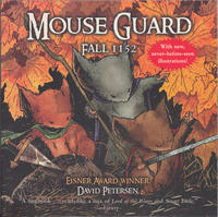 Cover Thumbnail for Mouse Guard: Fall 1152 (Random House, 2008 series) #[nn]