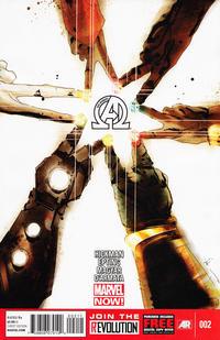 Cover Thumbnail for New Avengers (Marvel, 2013 series) #2