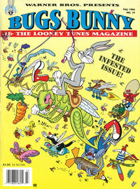 Cover Thumbnail for Warner Bros. Presents Bugs Bunny & the Looney Tunes Magazine (Welsh Publishing Group, 1992 series) #19