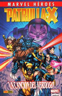 Cover Thumbnail for Marvel Héroes (Panini España, 2012 series) #43 - La Patrulla-X: La Canción del Verdugo