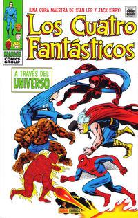 Cover Thumbnail for Marvel Gold. Los 4 Fantásticos (Panini España, 2011 series) #2 - A Través del Universo