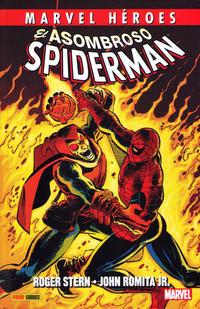 Cover Thumbnail for Marvel Héroes (Panini España, 2012 series) #44 - El Asombroso Spiderman de Roger Stern y John Romita Jr.