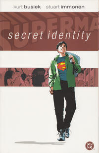 Cover Thumbnail for Superman: Secret Identity (DC, 2004 series)  [1st printing]