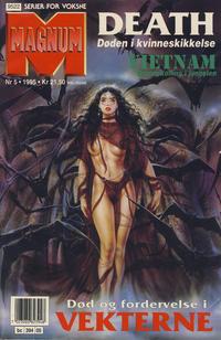 Cover Thumbnail for Magnum (Bladkompaniet / Schibsted, 1988 series) #5/1995