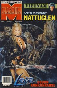 Cover Thumbnail for Magnum (Bladkompaniet, 1988 series) #9/1995