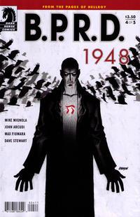 Cover Thumbnail for B.P.R.D.: 1948 (Dark Horse, 2012 series) #4