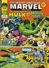 Cover Thumbnail for The Mighty World of Marvel (Marvel UK, 1972 series) #303