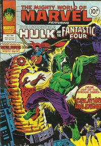 Cover Thumbnail for The Mighty World of Marvel (Marvel UK, 1972 series) #304