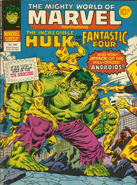 Cover Thumbnail for The Mighty World of Marvel (Marvel UK, 1972 series) #308