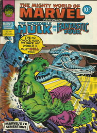 Cover Thumbnail for The Mighty World of Marvel (Marvel UK, 1972 series) #329