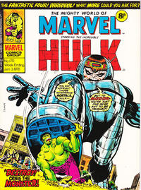 Cover Thumbnail for The Mighty World of Marvel (Marvel UK, 1972 series) #170