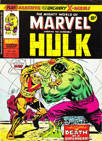 Cover Thumbnail for The Mighty World of Marvel (Marvel UK, 1972 series) #190