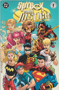 Cover Thumbnail for SpyBoy / Young Justice: Young Spies Like Us (Dark Horse, 2002 series)