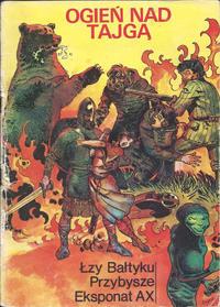 Cover Thumbnail for Ogień nad Tajgą (Krajowa Agencja Wydawnicza, 1982 series)