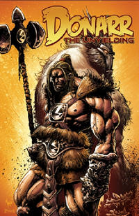 Cover Thumbnail for Donarr the Unyielding (Ape Entertainment, 2012 series)