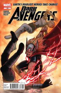 Cover Thumbnail for Dark Avengers (Marvel, 2012 series) #180
