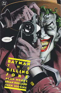 Cover for Batman: The Killing Joke (DC, 1988 series)