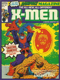 Cover Thumbnail for Rampage Monthly (Marvel UK, 1978 series) #35